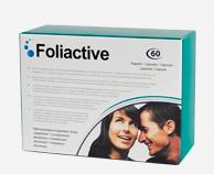 Foliactive Pills é um complemento alimentar em cápsulas contra a queda do cabelo