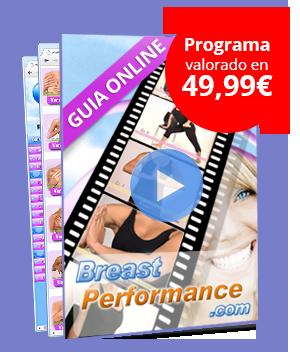 • Breast Performance, exercicios para aumentar os seios e melhorar a firmeza