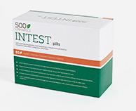 500Cosmetics Intest Pills es un complemento alimenticio que previene la aparición de hemorroides