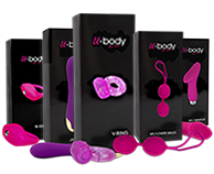Productos recomendados de la gama Sextoys